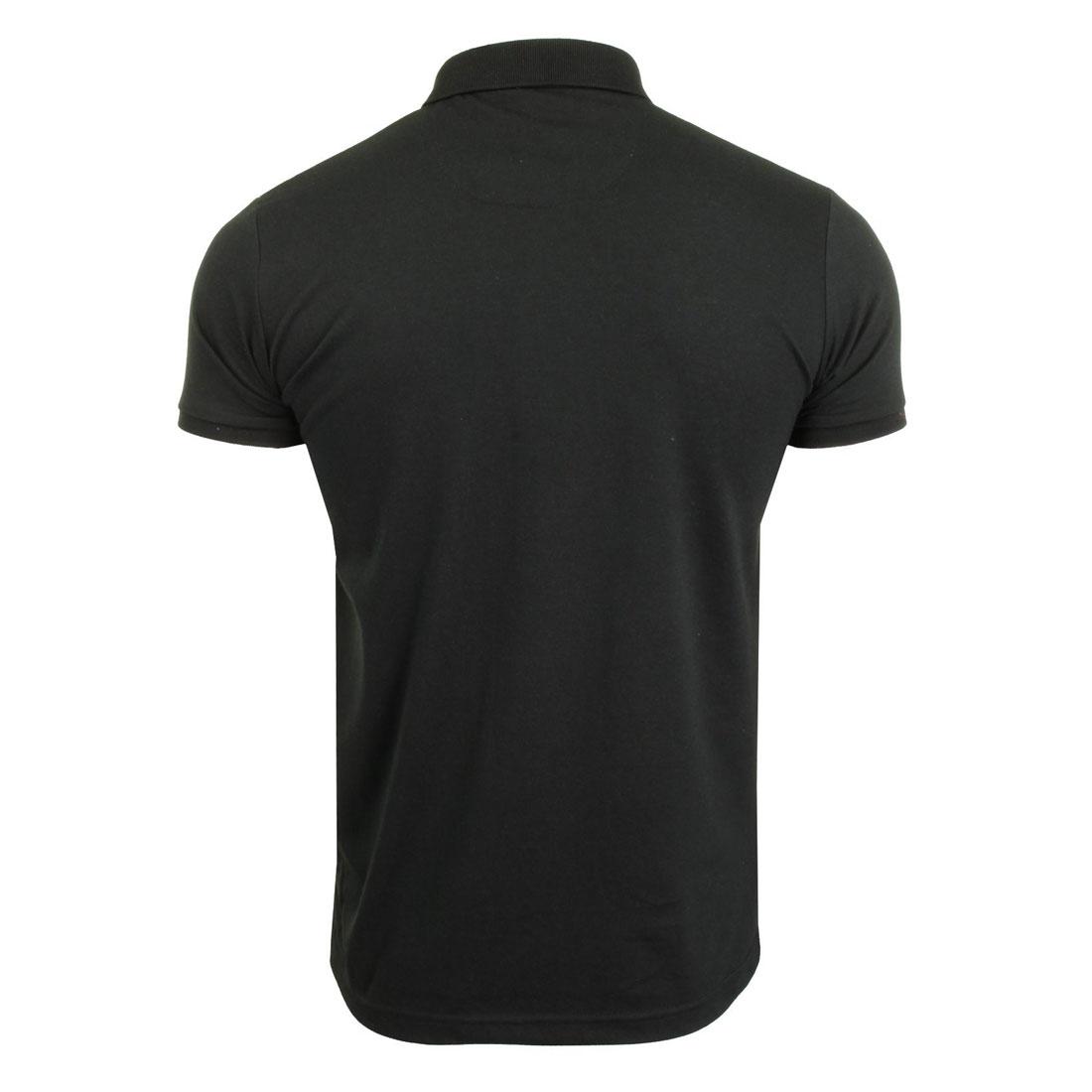 Brave-Soul-Hommes-Polo-T-Shirt-034-Julius-039-S-Coton-A-Col-Manches-Courtes-Haut-Decontracte miniature 20