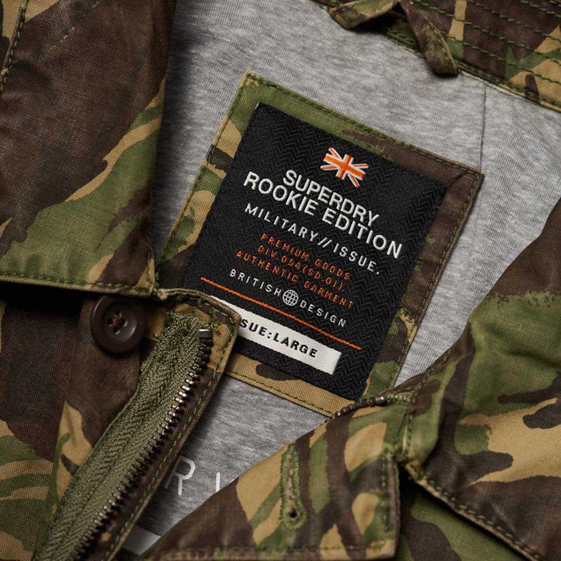 Superdry Rookie Deck Jacket