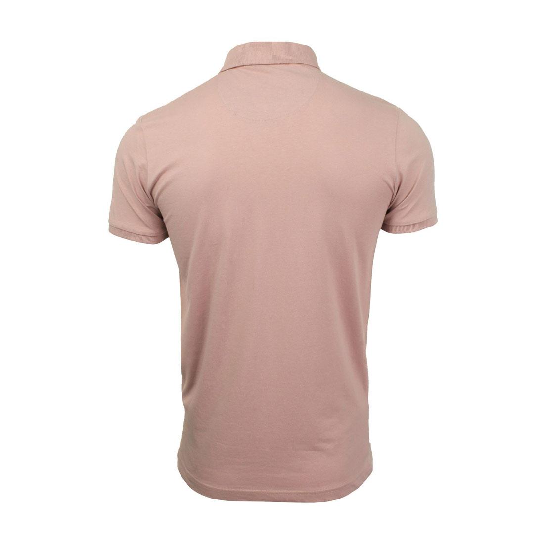 Brave-Soul-Hommes-Polo-T-Shirt-034-Julius-039-S-Coton-A-Col-Manches-Courtes-Haut-Decontracte miniature 22