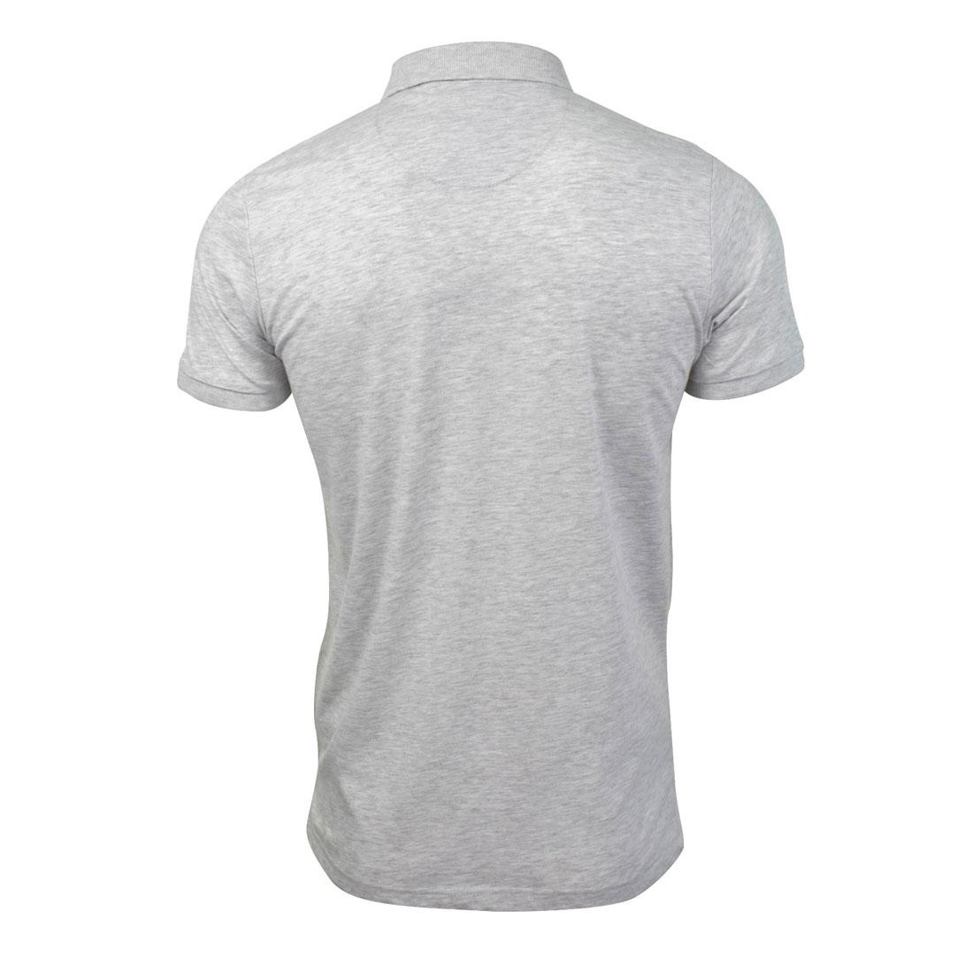 Brave-Soul-Hommes-Polo-T-Shirt-034-Julius-039-S-Coton-A-Col-Manches-Courtes-Haut-Decontracte miniature 7