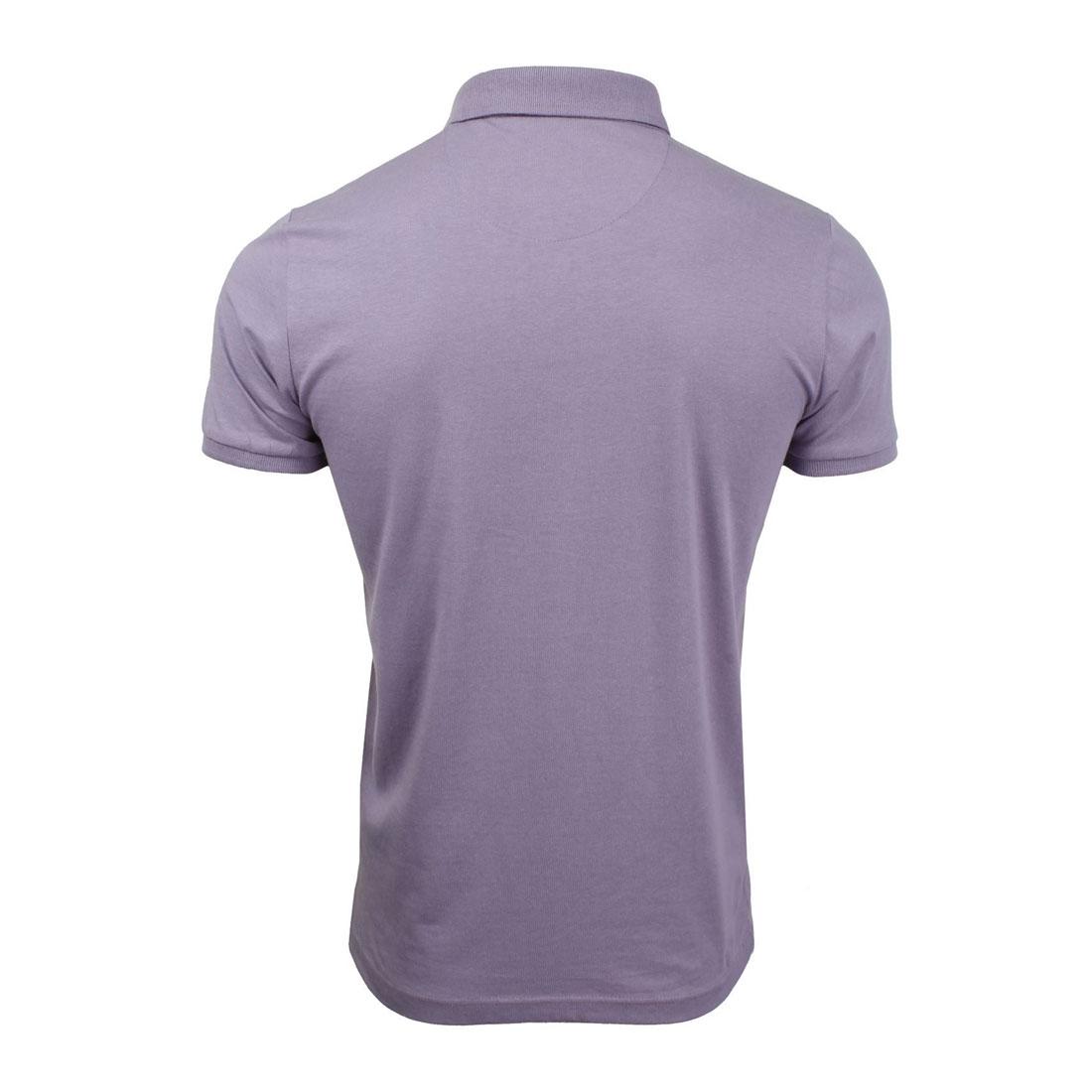 Brave-Soul-Hommes-Polo-T-Shirt-034-Julius-039-S-Coton-A-Col-Manches-Courtes-Haut-Decontracte miniature 10