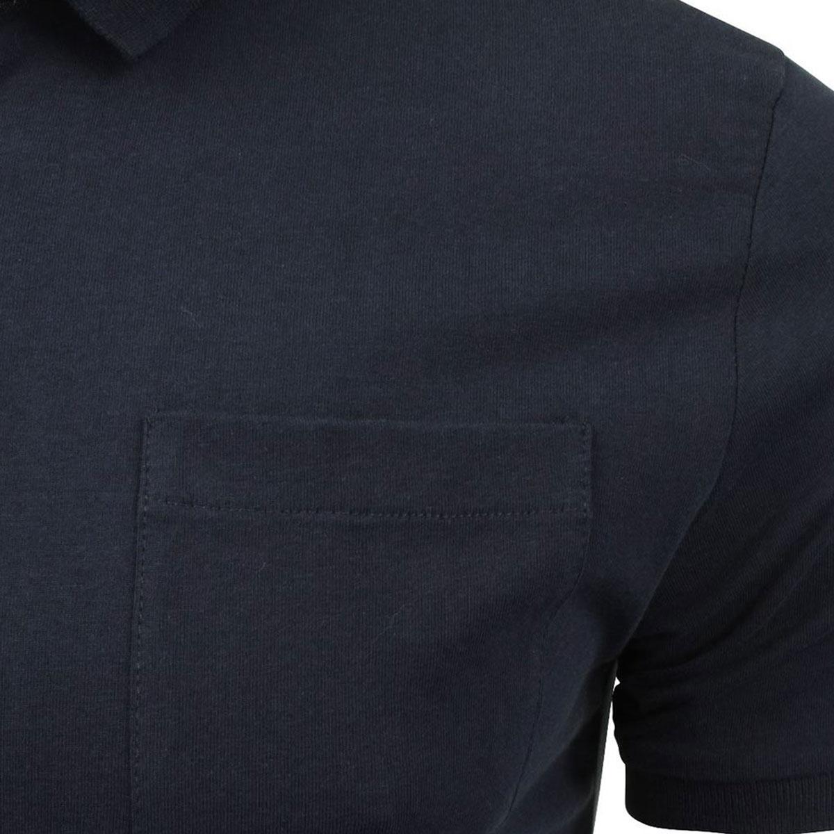 Brave-Soul-Hommes-Polo-T-Shirt-034-Julius-039-S-Coton-A-Col-Manches-Courtes-Haut-Decontracte miniature 16