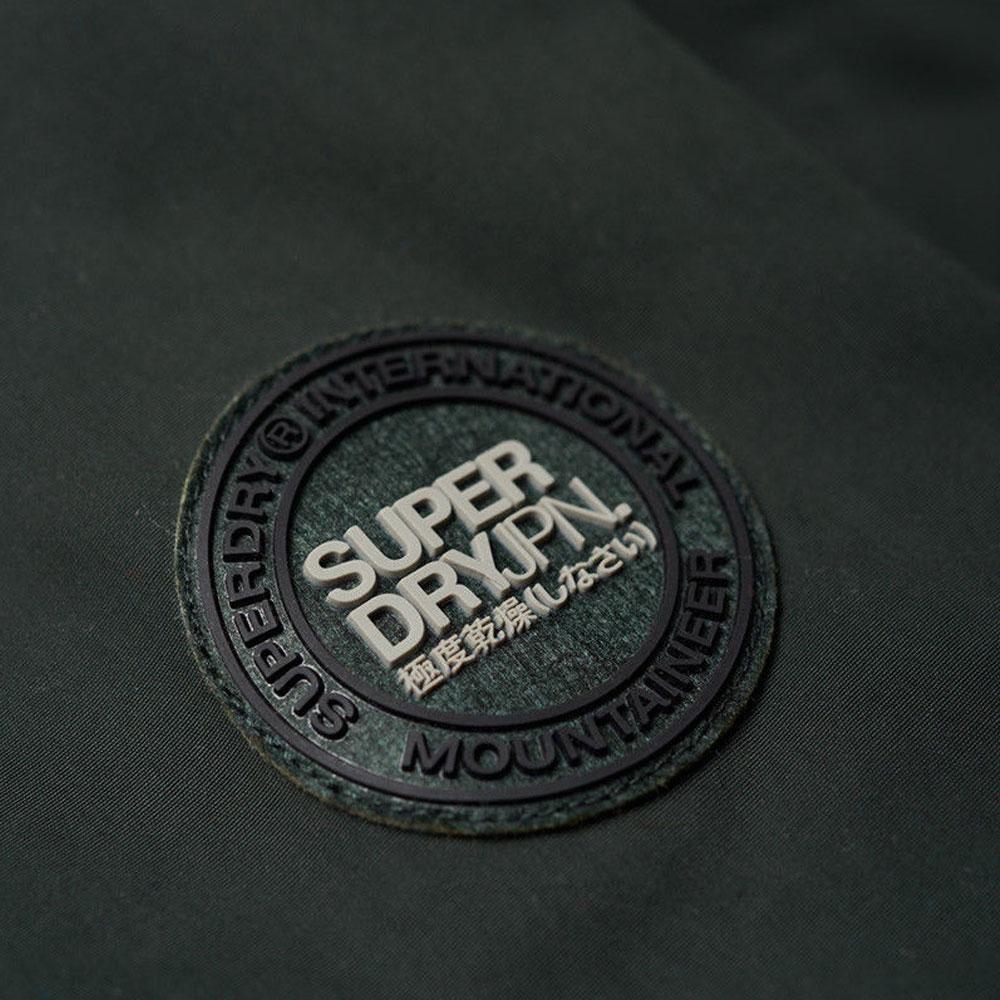 Superdry Microfibre Hooded SD Windattacker Jacket